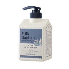 MILK BAOBAB CWM Лосьон MilkBaobab Cera Body Lotion White Musk 600ml