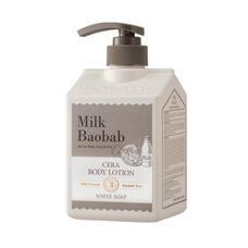 MILK BAOBAB CWS Лосьон MilkBaobab Cera Body Lotion White Soap 600ml