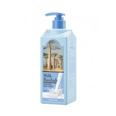 MILK BAOBAB PWM Гель для душа MilkBaobab Perfume Body Wash White Musk 500мл