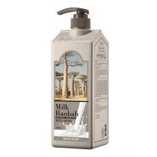 MILK BAOBAB OWS Гель для душа MilkBaobab Original Body Wash White Soap 1000мл