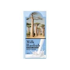 MILK BAOBAB OWM Гель для душа MilkBaobab Original Body Wash White Musk Pouch 10ml