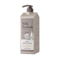 MILK BAOBAB CWS Гель для душа MilkBaobab Cera Body Wash White Soap 1200ml