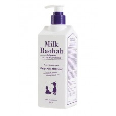 MILK BAOBAB Baby&Kids Детский шампунь MilkBaobab Baby&Kids Shampoo 500мл
