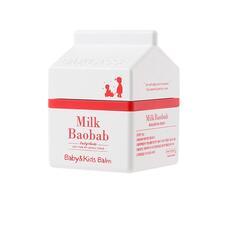 MILK BAOBAB Baby&Kids Детский крем-бальзам для лица и тела MilkBaobab Baby&Kids Balm cream 45гр