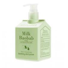 MILK BAOBAB Baby&Kids Детский лосьон для тела MilkBaobab Baby Soothing Gel Lotion 250мл