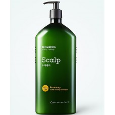 AROMATICA Шампунь с розмарином Rosemary Scalp Scaling Shampoo (Jumbo Size) 900ML