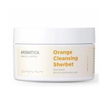 AROMATICA Очищающий шербет RENEWAL Orange Cleansing Sherbet 150G