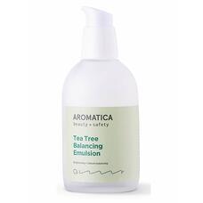 AROMATICA Лосьон для лица Tea Tree Balancing Emulsion 100ML