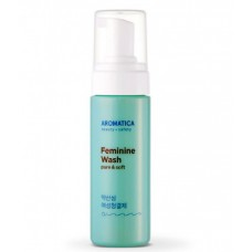 AROMATICA Пенка для интимной гигиены Pure & Soft Feminine Wash 170ML