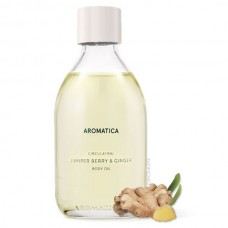AROMATICA Масло для тела Circulating Body Oil Juniper Berry & Ginger 100ML