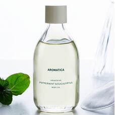 AROMATICA Масло для тела Awakening Body Oil_Peppermint & Eucalyptus 100ML