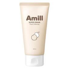 AMILL Очищающая пенка AMILL SUPER GRAIN FOAM CLEANSING 100мл