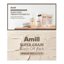AMILL Маска AMILL SUPER GRAIN WASH-OFF PACK (DELUXE SAMPLE) 20ml