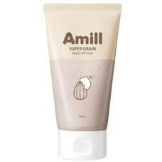 AMILL Глиняная маска AMILL SUPER GRAIN WASH-OFF PACK 100ml