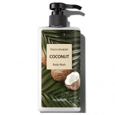 THE SAEM TOUCH ON BODY Лосьон для тела Touch On Body Coconut Body Lotion 300мл