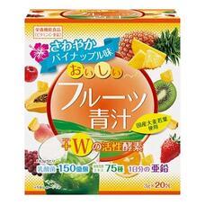 YUWA Аодзиру c растительными ферментами (энзимами) со вкусом ананаса № 20