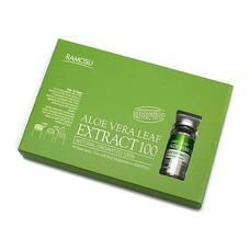Сыворотка-концентрат алоэ RAMOSU Aloe Vera Leaf Extract 100, 3шт