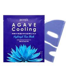 Гидрогелевая маска для лица с охлаждающим эффектом PETITFEE Agave Cooling Hydrogel Face Mask, 32г