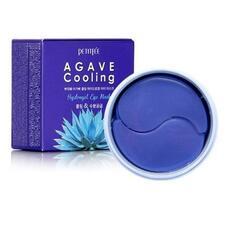 Гидрогелевые патчи для области вокруг глаз с охлаждающим эффектом PETITFEE Agave Cooling Hydrogel Eye Mask, 60 шт