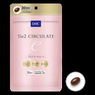 DHC Tie2 Circulate антивозрастной комплекс для поддержания красоты с экстрактом семян камелии № 90