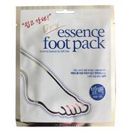 Смягчающая питательная маска для ног PETITFEE Dry Essence Foot Pack, 23г