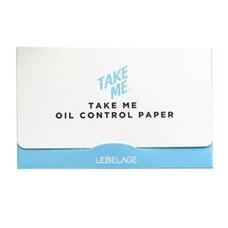 Матирующие салфетки LEBELAGE Take Me Oil Control Paper, 50 шт