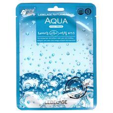 Тканевая маска для лица увлажняющая LEBELAGE Aqua Natural Mask, 23г