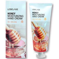 Крем для рук увлажняющий с медом Lebelage Honey Moisturizing Hand Cream, 100 мл