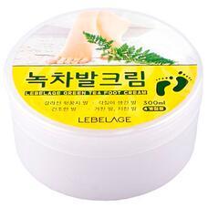 Крем для ног с экстрактом зеленого чая LEBELAGE Green Tea Foot Cream, 300 мл