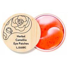 Гидрогелевые патчи с экстрактом камелии L.Sanic Herbal Camellia Hydrogel Eye Patches, 60 шт