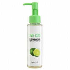 Гидрофильное масло с экстрактом лайма KOELCIA Lime Coke Cleansing Oil, 100 мл