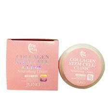 Питательный крем с коллагеном, SANGTUMEORI JUNO SANGTUMEORI Collagen Stem Cell Clinic Nourishing Cream, 100г
