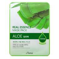 Тканевая маска с алоэ JLuna Real Essence Mask Pack Aloe, 25 мл