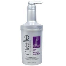 Маска для волос с кератином Mielle Professional LPP Keratin Hair Mask, 1000 мл