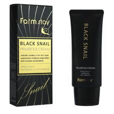ББ крем с муцином черной улитки FarmStay Black Snail Primer B.B Cream SPF50+/PA+++, 50г