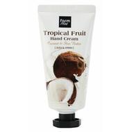 Крем для рук Тропические фрукты с кокосом и маслом ши FarmStay Tropical Fruit Hand Cream Coconut & Shea Butter, 50 мл