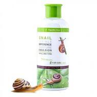 Эмульсия увлажняющая с муцином улитки FarmStay Snail Visible Difference Moisture Emulsion, 350 мл