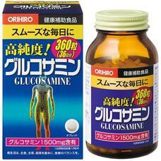 ORIHIRO Хондроитин и глюкозамин № 360