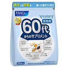 FANCL для мужчин после 60 лет