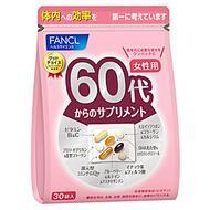 FANCL для женщин после 60 лет