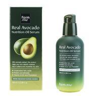 Питательная сыворотка с маслом авокадо FarmStay Real Avocado Nutrition Oil Serum, 100 мл