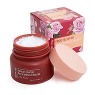 Крем для лица с экстрактом розы FarmStay Pink Flower Blooming Cream Pink Rose 100 мл