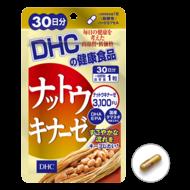 DHC Наттокиназа, кверцетин и Омега-3 № 30