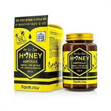 Многофункциональная ампульная сыворотка с медом FarmStay All-In-One Honey Ampoule, 250 мл