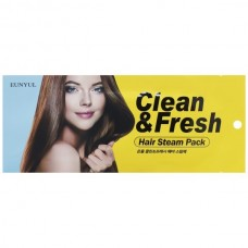 Маска для волос EUNYUL Clean & Fresh Hair Steam Pack, 40г