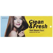 Маска для волос EUNYUL Clean & Fresh Hair Steam Pack, 40г