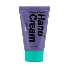 Крем для рук с аргановым маслом EUNYUL Clean & Fresh Argan Hand Cream, 50г