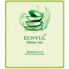 Маска тканевая с экстрактом алоэ EUNYUL Aloe Mask Pack, 30 мл
