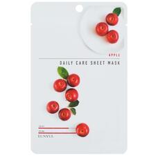Тканевая маска для лица с экстрактом яблока EUNYUL Apple Daily Care Sheet Mask, 22г