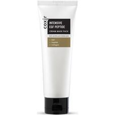 Маска с пептидами и EGF для регенерации кожи COXIR Intensive EGF Peptide Cream Mask Pack, 80 мл